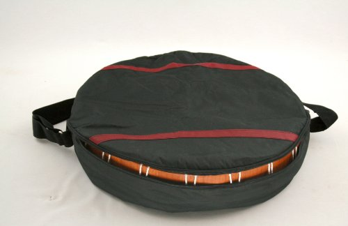 Nylon Tasche für Rahmentrommel oder Ocean Drum - D44cm
