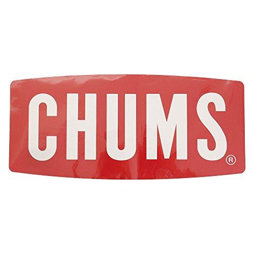 チャムス(CHUMS) ステッカー チャムスロゴ CH62-1058-0000-00 ラージ