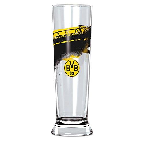 BVB Borussia Dortmund Pilsglas Pilsstange