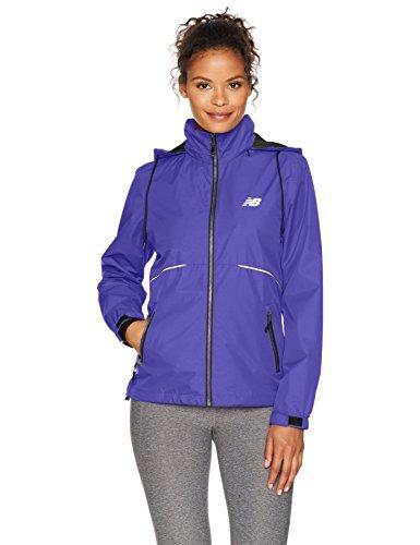 New Balance - Outdoors Hidden Hood Jacket, Large, Spectral