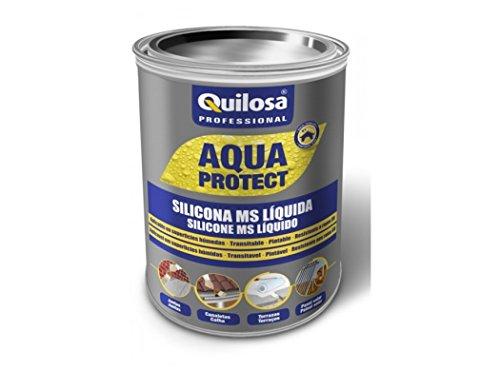 Quilosa - Silicona ms liquida bote 5kg terracota