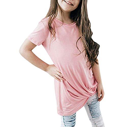 JERFER JERFER Kleinkind Baby Kind Mädchen Cartoon Vogel Stickerei Kleid Streifen Kleid Outfit Kleidung