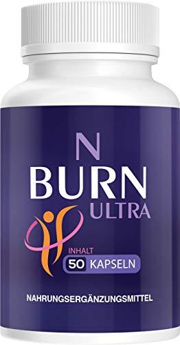 N Burn Ultra | EXTREM | Endlich + Stoffwechsel | 50 Kapseln
