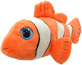 Wild Planet 23cm Plush Clown Fish