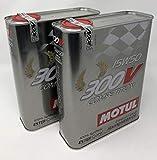 4 litri, Olio Motore Motul 300V Competition 15W-50