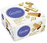 Gavottes Crepe Dentelle Auténtica producción local original | 240 crepes para tus dulces | Galletas Crujientes Crepes Lata De Metal - 1 x 1250 Gramos