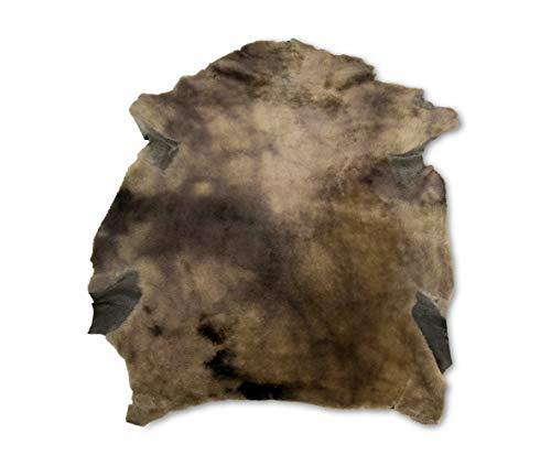 Zerimar Alfombras Piel de Cordero Mouton Double Face | Medidas: 90x75 cm | Alfombra Pelo Largo | Alfombra Infantil de Pelo Largo | Alfombras Piel Cordero