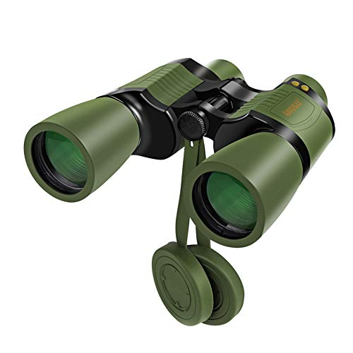 10 x 50 Binoculars HD Porro Prism Binoculars Auto Focus with Low Light Night Vision for Adults Clear BAK4 Prism FMC Lens for Bird Watching Travel Sightseeing Hunting Outdoor Sports and Concert
