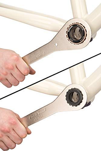 Park Tool BBT-29 Bottom Bracket 16-Notch Cups Tool 39 mm/48.5 mm