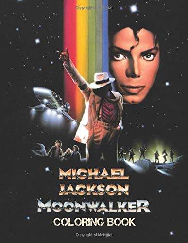 Michael Jackson Coloring Book: Cool Michael Jackson Coloring Books for Fan - Vol 1