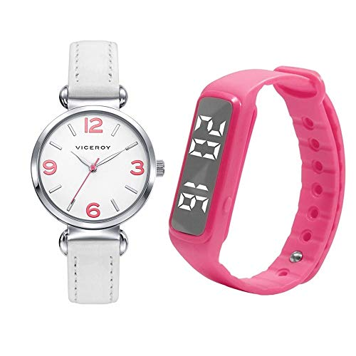 Reloj Viceroy Niña Pack 461132-05 + SmartBand