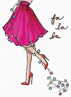 Graphique FA La La Skirt Boxed Cards (BX413)
