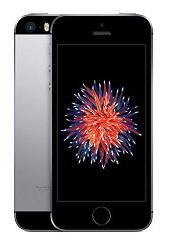 Apple iPhone SE 64 GB Smartphone - Space Grey (Renewed)