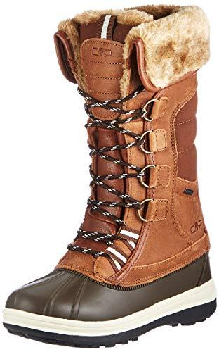 CMP Damen THALO WMN WP Snow Boot, Wood, 42 EU