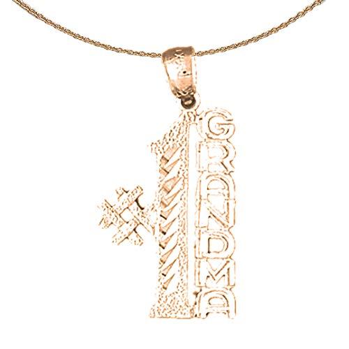 Jewels Obsession #1 Grandma Necklace