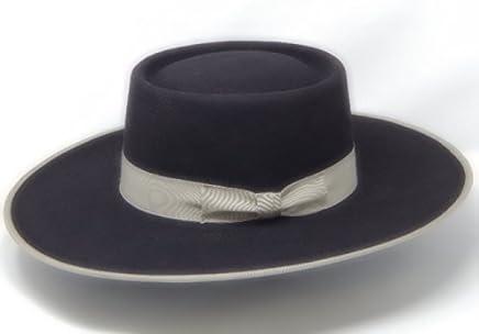 53fab30b660e5 A236-8X Beaver Quality Buckaroo Style Fur Felt Hat
