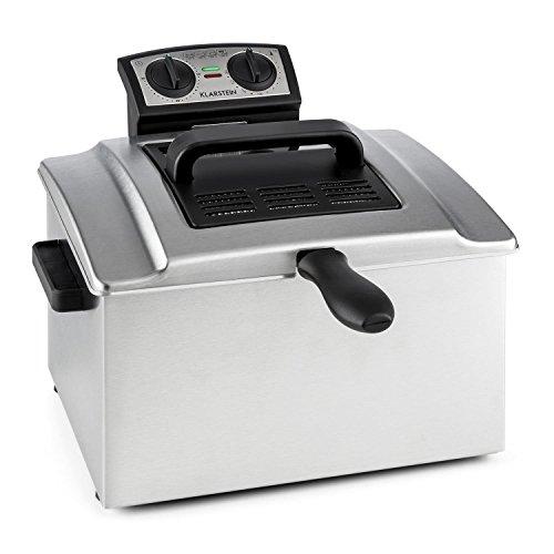 friggitrice klarstein Klarstein QuickPro XXL 3000 - friggitrice
