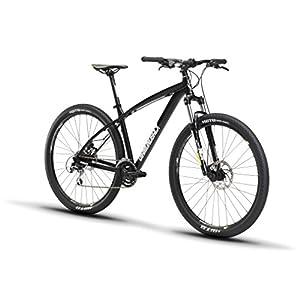 "Diamondback Bicycles Overdrive 29er Complete READY RIDE Hardtail Mountain Bike, 20""/Large Black"