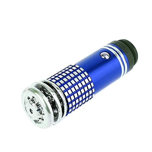 MYhose Purificador de Aire Purificador automático de Aire Fresco Ionizador de Barra de oxígeno Ionizador de Aire Ozonizador, para el hogar del automóvil Azul
