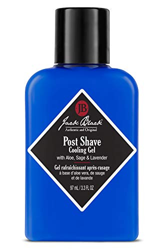 Jack Black Post Shave Cooling Gel, 3.3 Fl Oz