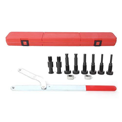 Nokkenasgereedschap, Reverse Wrench kettingaandrijvingsgereedschap met autobevestigingsstiften, instelbereik 40-220 mm