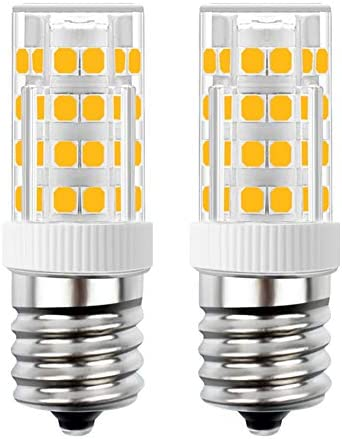 SumVibe E17 LED Bulb Under Microwave Oven Appliance Bulb 110V 130V 4W Warm White 3000K Non Dimmable product image