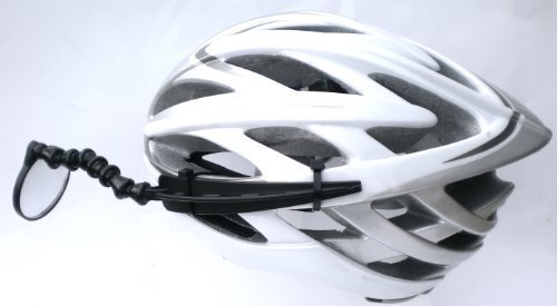 Safe Zone Bicycle Helmet Mirror by EVT...