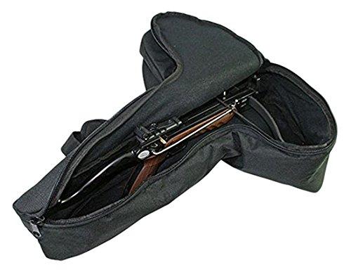Anglo Arms Pistol Crossbow Gepolsterte Tasche, grün, Einheitsgröße