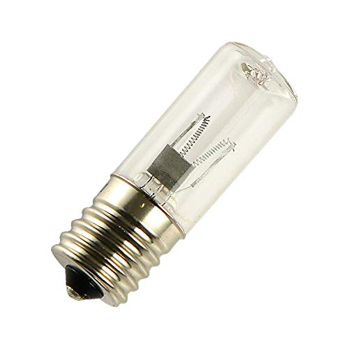 Katurn UV-Lampe, 3 W, Ozon-Sterilisierung, UV-Lampe, E17