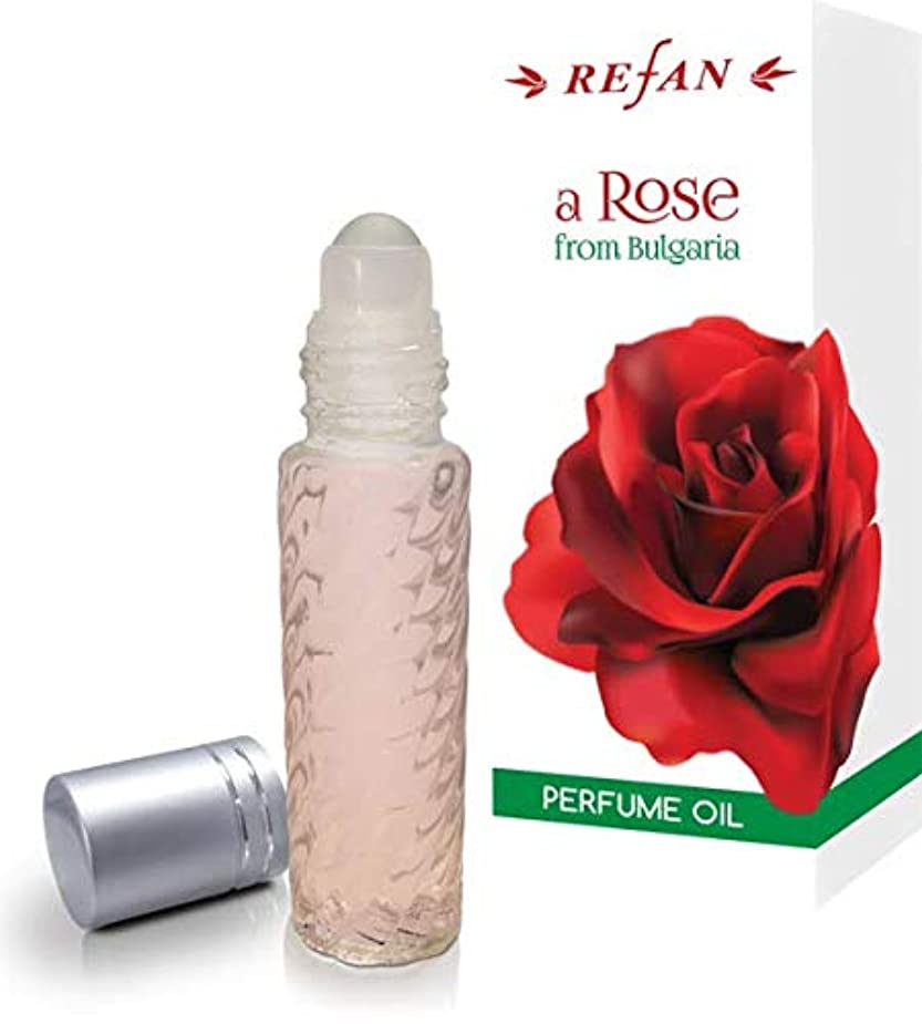 世界赤フィードバックREFAN:レファン/ ローズパフューム :フロムブルガリア/ 10ml/バラ香水