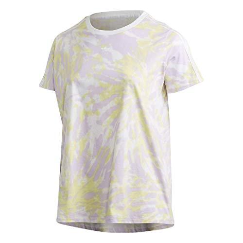 adidas Originals - Camiseta de manga corta para mujer