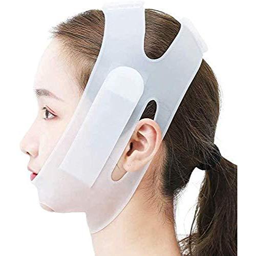 HengYue Dünner Und Leichter Facelifting-Gürtel Silikonmaterial V-Gesicht Mit Straffendem Schönheitsverband Für Das Facelifting