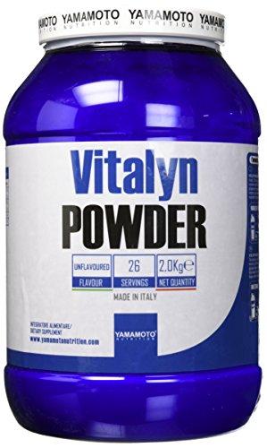 Yamamoto Nutrition Vitalyn Powder Integratore Alimentare in Polvere - 2Kg