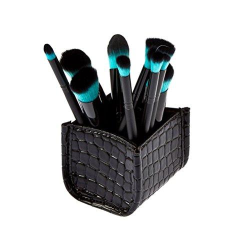 frcolor Pinceaux de Maquillage Pinceau Organiseur Boîte de Rangement
