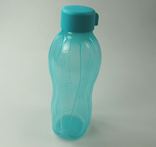 TUPPERWARE EcoEasy turquesa Öko-botella de agua 750 ml botella Ecoflasche Eco ecológico