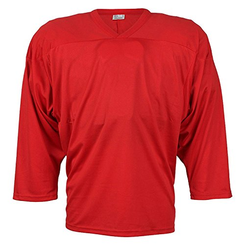 CCM 10200 Senior Training Hockey Trikot Rot 2X