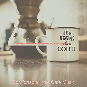 Simplistic Americana - Background for Cozy Coffee Shops