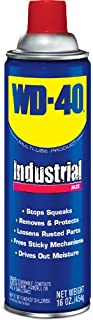 WD-40 Multi-Use Product - Multi-Purpose Lubricant Aerosol Spray - Industrial Size 16 oz. (1 Pack)