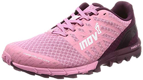 inov-8 Womens Trailtalon 235 Pink/Purple UK 7 (US Women's 9.5)
