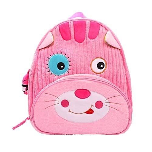 Mochilas para La Guarderia Mochilas Infantiles Personalizadas Duradero Mochila Bolsa Escolar para Sostener Los Juguetes De Los Niños Cat