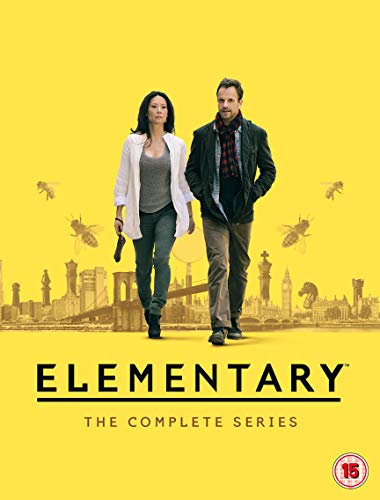 DVD39 - Elementary: The Complete Series (39 DVD)