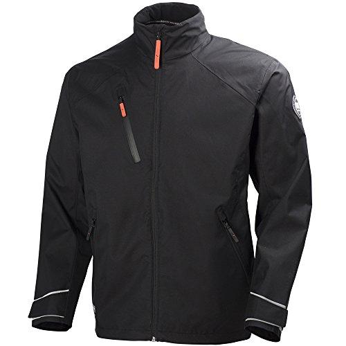 Helly Hansen Workwear werkjas 3 in 1 Leuven Cis Jacket waterdichte HellyTech jas 3XL zwart