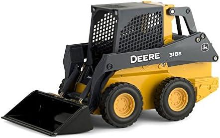 ERTL depot 1 16 John Deere 318E Steer by National uniform free shipping Toy Skid LP51308