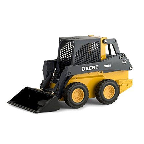 ERTL 1/16 John Deere 318E Skid Steer Toy by LP51308