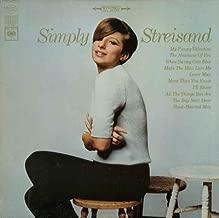 simply streisand album