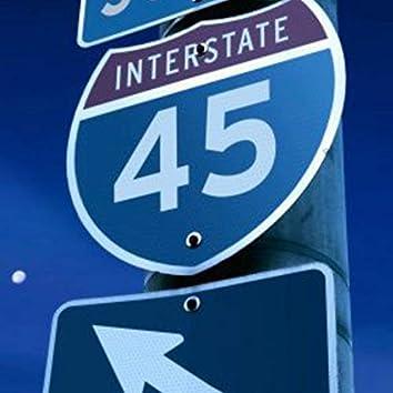 45 South