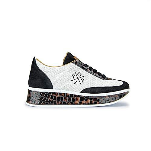 Deportivo, Sneaker Modelo antofalla en Piel Color...