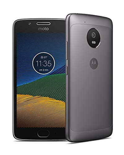 Motorola Moto G5 Dual-SIM 4G 16GB lunar gray EU