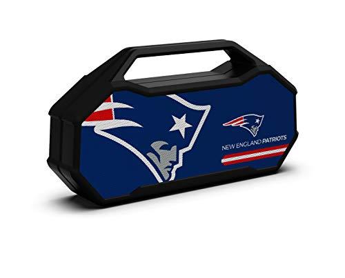 NFL New England Patriots XL Wireless Bluetooth Speaker, Team Color
