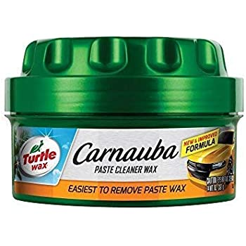 Turtle Wax T-5A Carnauba Cleaner Paste Wax - 14 Fl Oz.